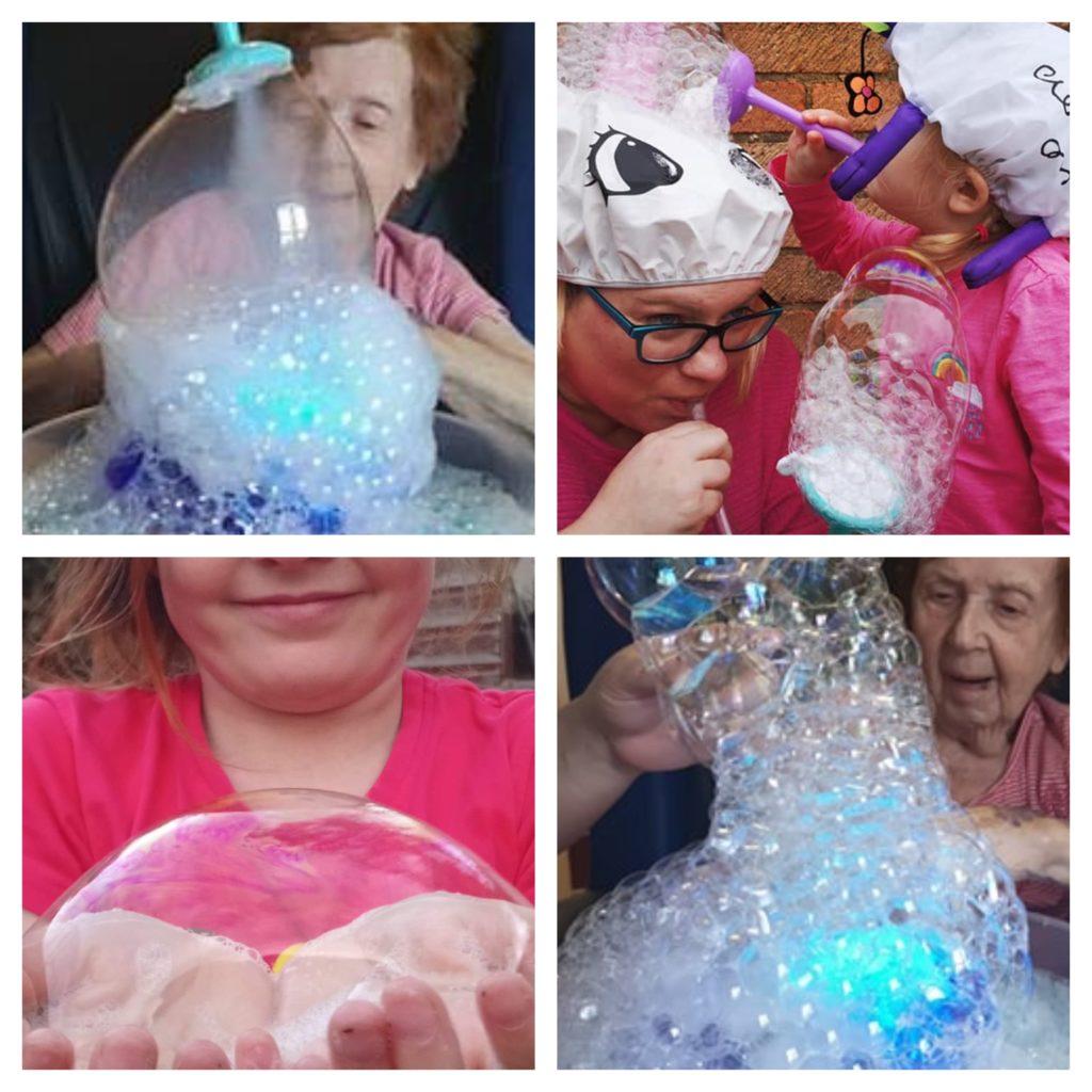 Bubble 2in1 Big Bubbles & Foamer