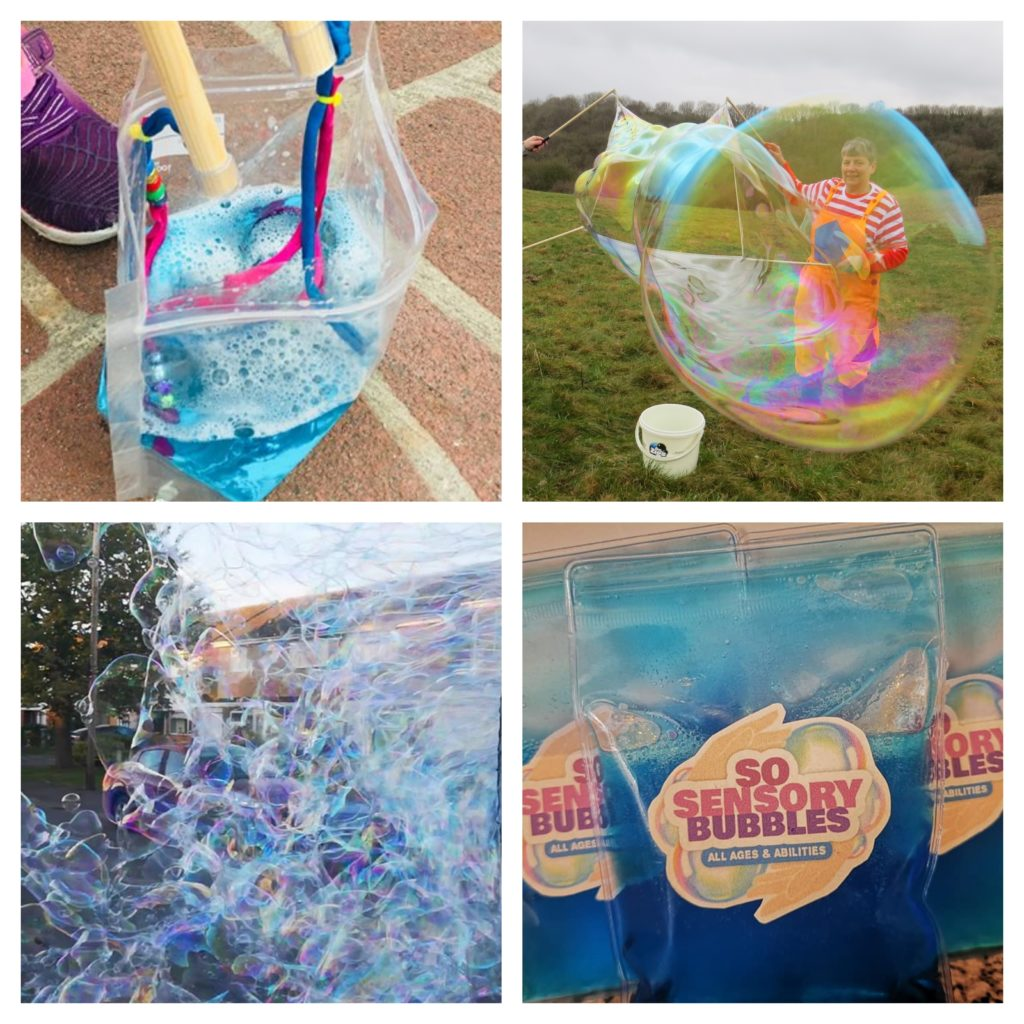 Giant Bubble Juice – Concentrated Makes 1 Litre